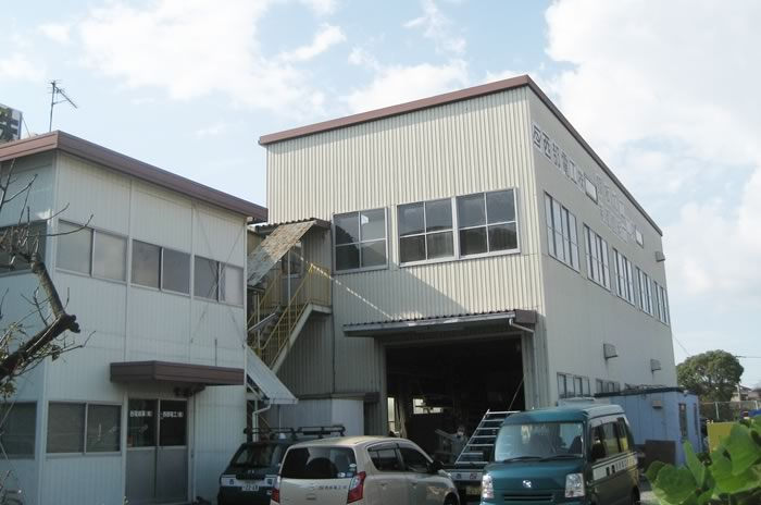 【写真】西部電工株式会社 盤・組立工場